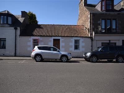Property image of home to buy in Castle Street, Tayport
